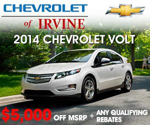 Chevrolet of Irvine